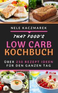 Kostenlose Geschenk Aktion – Low Carb Kochbuch